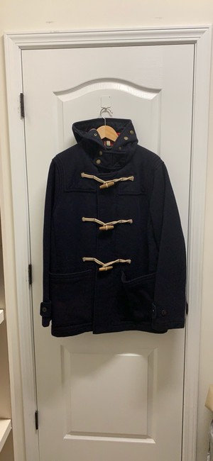 Burberry Pea Coat Image 2