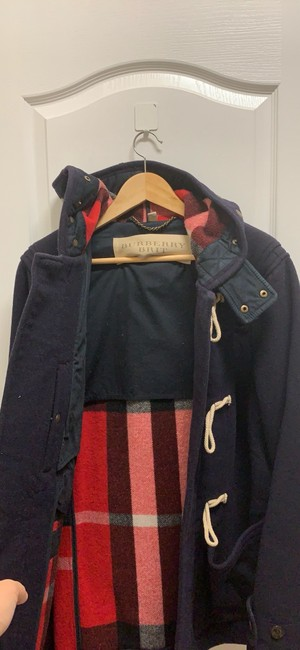 Burberry Pea Coat Image 6