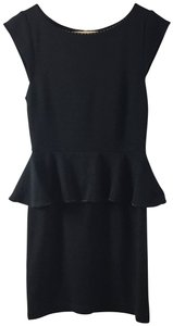 Alice + Olivia Peplum Dryclean Only Pencil Bodycon Lbd Dress