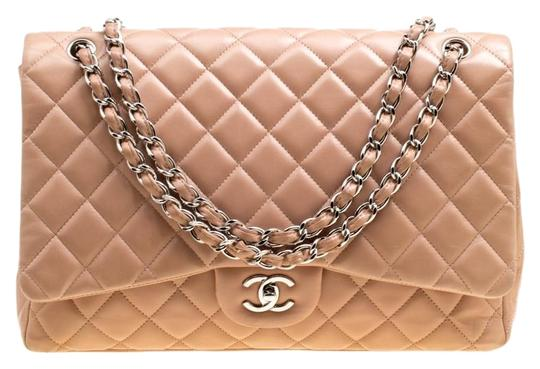 Preload https://img-static.tradesy.com/item/25921659/chanel-classic-flap-dusty-quilted-maxi-classic-single-pink-leather-shoulder-bag-0-1-540-540.jpg