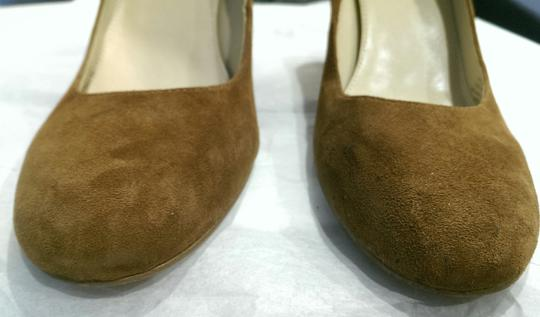 Marc Fisher Suede BROWN COFFEE Pumps Image 2