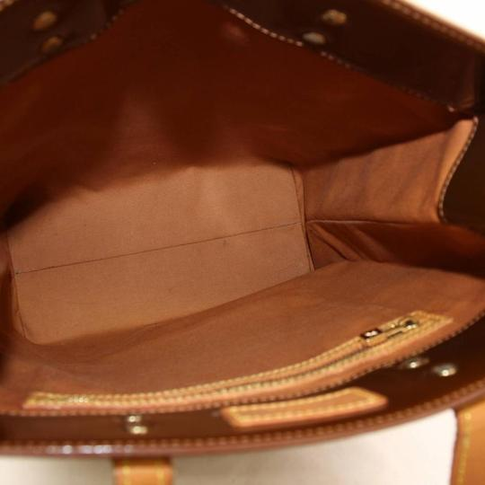 Louis Vuitton Shopper Lead Neverfull Luco All-in Tote in Brown Image 11