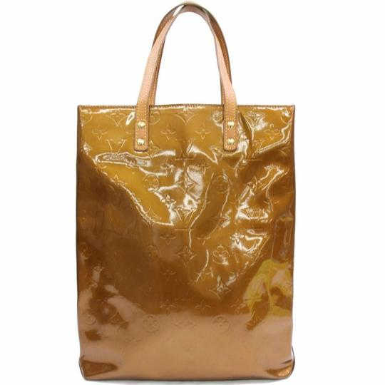 Louis Vuitton Shopper Lead Neverfull Luco All-in Tote in Brown Image 5