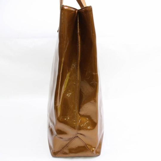 Louis Vuitton Shopper Lead Neverfull Luco All-in Tote in Brown Image 7