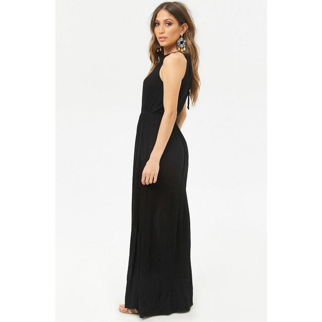 Black Maxi Dress by Forever 21 Image 1