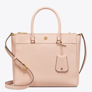 Tory Burch Tote in Pale apricots