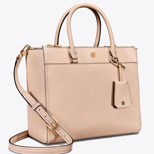 Tory Burch Tote in Pale apricots Image 1