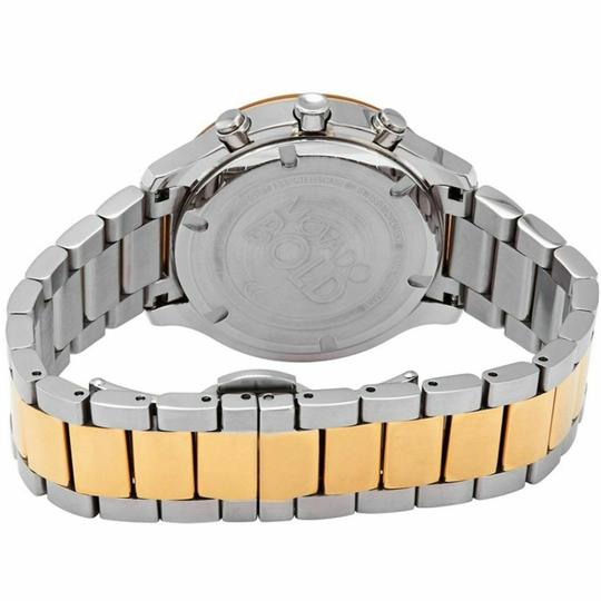 Movado Movado Women's Bold Silver Dial Two Tone Chronograph Watch 3600546 Image 1