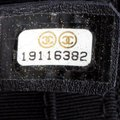 Chanel Leather Fabric Perforated Shoulder Bag Image 3