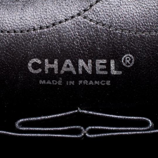 Chanel Leather Quilted Classic Shoulder Bag Image 6