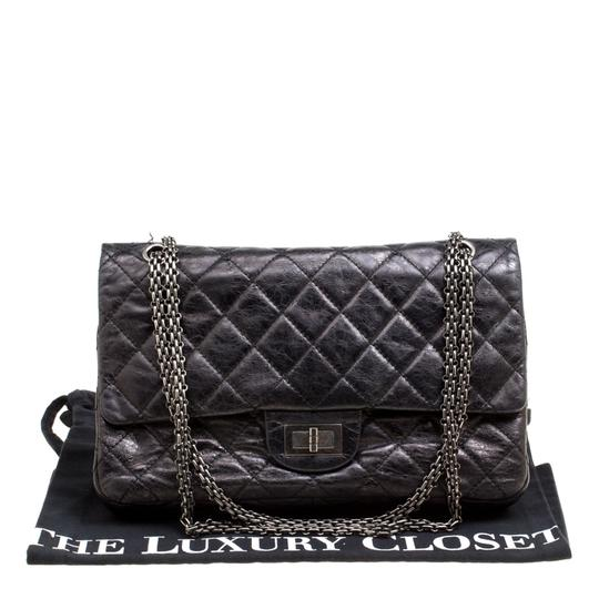 Chanel Leather Quilted Classic Shoulder Bag Image 8