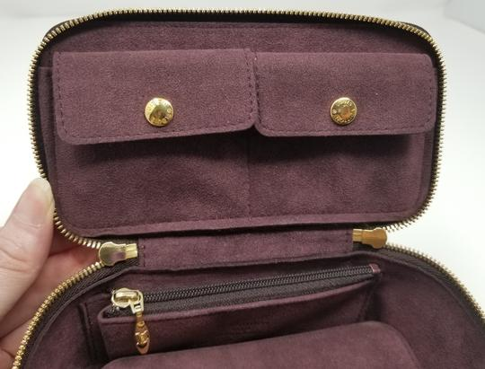 Louis Vuitton Louis Vuitton Jewelry Case Travel Bag Vernis Leathe Image 4
