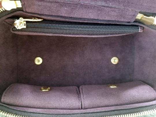 Louis Vuitton Louis Vuitton Jewelry Case Travel Bag Vernis Leathe Image 6