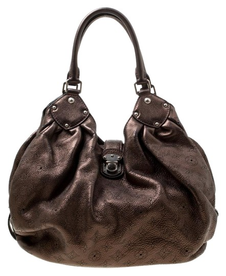 Preload https://img-static.tradesy.com/item/25921868/louis-vuitton-metallic-mordore-monogram-large-brown-mahina-leather-hobo-bag-0-1-540-540.jpg