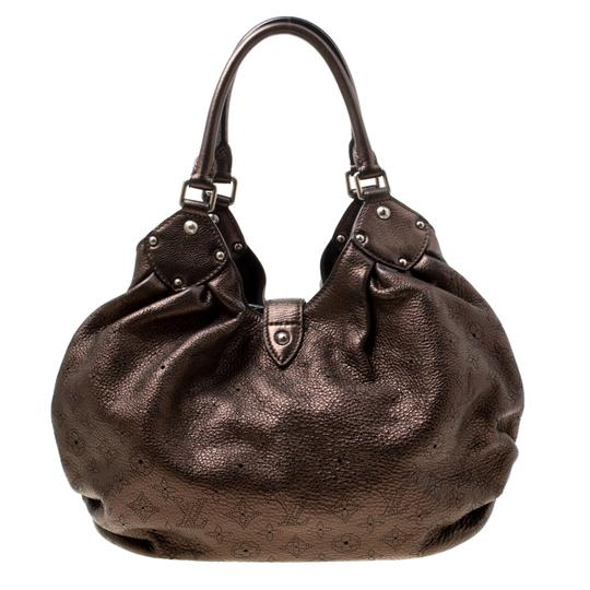 Louis Vuitton Leather Monogram Hobo Bag Image 1