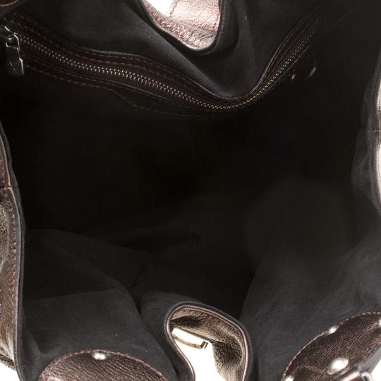 Louis Vuitton Leather Monogram Hobo Bag Image 4