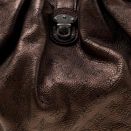 Louis Vuitton Leather Monogram Hobo Bag Image 6