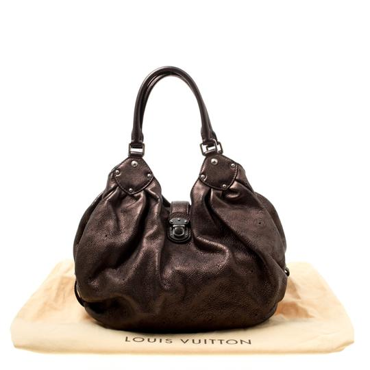 Louis Vuitton Leather Monogram Hobo Bag Image 7