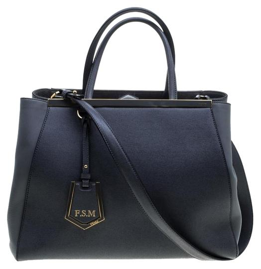 Preload https://img-static.tradesy.com/item/25921881/fendi-saffiano-2jours-grey-leather-tote-0-1-540-540.jpg