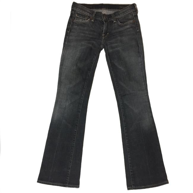 Citizens of Humanity Low Waist Size 27 Women Size 27 Boot Cut Jeans Image 1