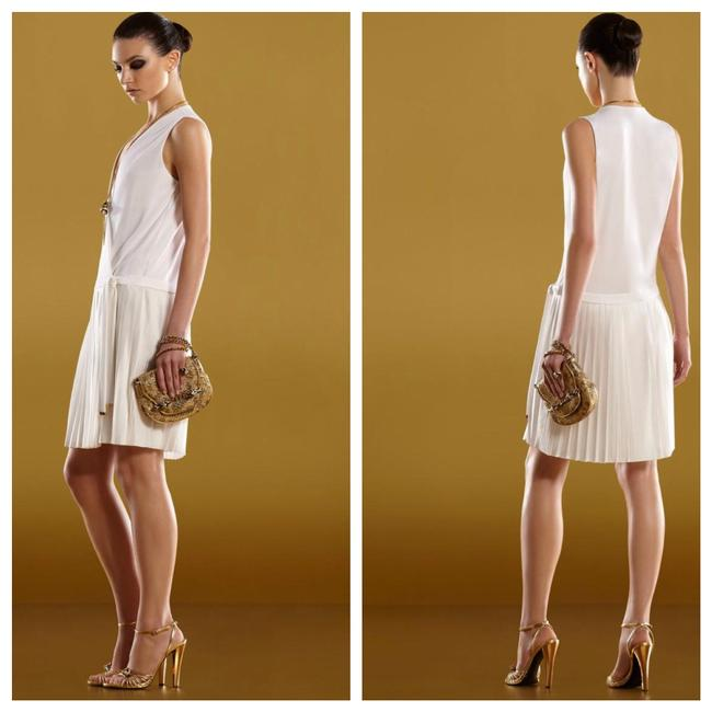 Gucci short dress White and Gold on Tradesy Image 1