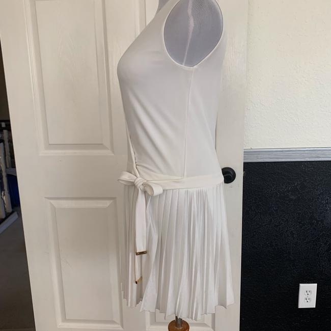 Gucci short dress White and Gold on Tradesy Image 11