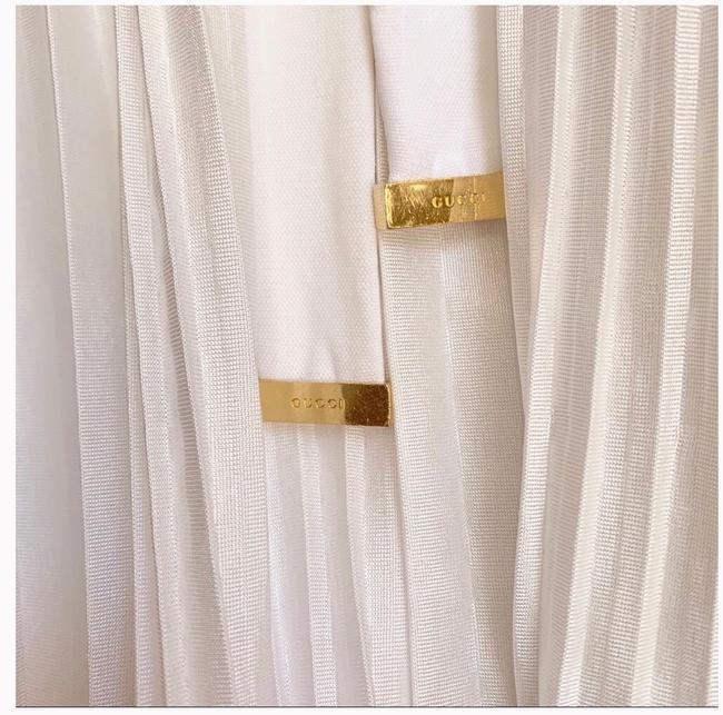 Gucci short dress White and Gold on Tradesy Image 4