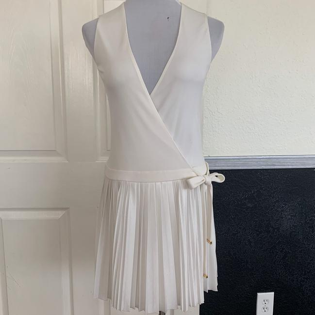 Gucci short dress White and Gold on Tradesy Image 6
