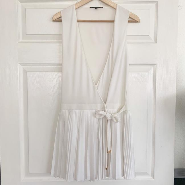 Gucci short dress White and Gold on Tradesy Image 8