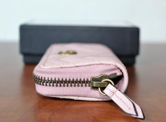 Gucci GUCCI Marmont Leather Key Case pink Image 4