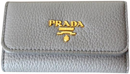 Preload https://img-static.tradesy.com/item/25922018/prada-grey-new-saffiano-leather-with-bow-wallet-0-1-540-540.jpg