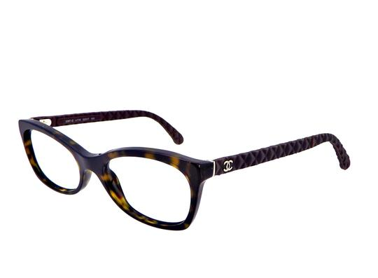 Chanel Chanel CH3287-Q c.714 Eyeglasses RX Frames 52mm 52-17-140 Italy Image 0