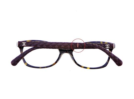 Chanel Chanel CH3287-Q c.714 Eyeglasses RX Frames 52mm 52-17-140 Italy Image 8