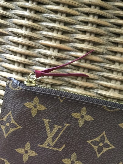 Louis Vuitton Monogram zipper insert Image 7