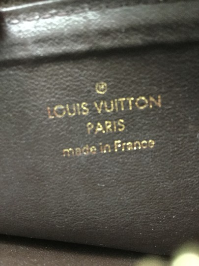 Louis Vuitton Monogram zipper insert Image 8