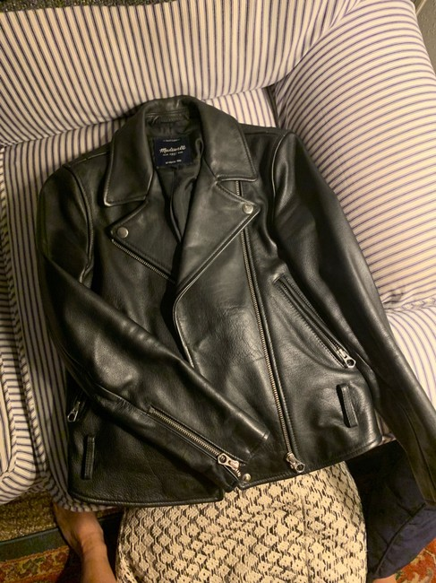 Madewell Leather Jacket Image 2