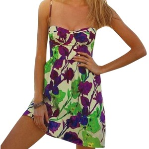 Victoria's Secret short dress Printed Floral Sexy on Tradesy