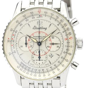 Breitling Breitling Navitimer Automatic Stainless Steel Men's Sports Watch A41030