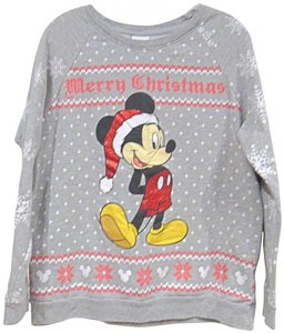 Off White Christmas Hoodie.White Disney Sweatshirts Hoodies Up To 70 Off A Tradesy