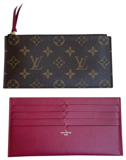 Preload https://img-static.tradesy.com/item/25924187/louis-vuitton-brown-pink-felicie-inserts-monogram-0-1-540-540.jpg