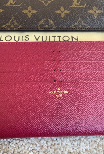 Louis Vuitton Louis Vuitton Felicie inserts monogram pink Image 1