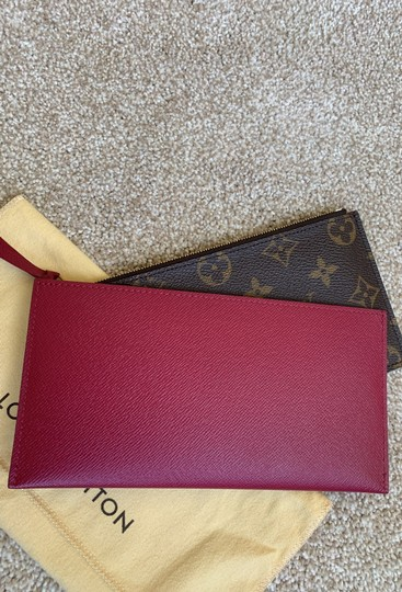 Louis Vuitton Louis Vuitton Felicie inserts monogram pink Image 7