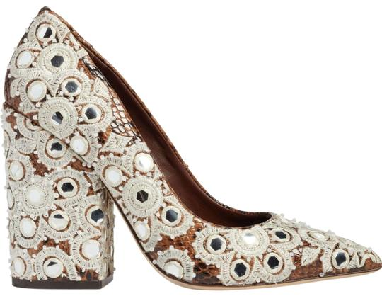 Preload https://img-static.tradesy.com/item/25924362/tory-burch-brown-embroidered-francesca-tuscan-coffee-snake-bead-pointed-pumps-size-us-55-regular-m-b-0-1-540-540.jpg