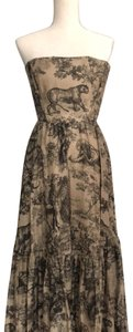 Olive Maxi Dress by Dior