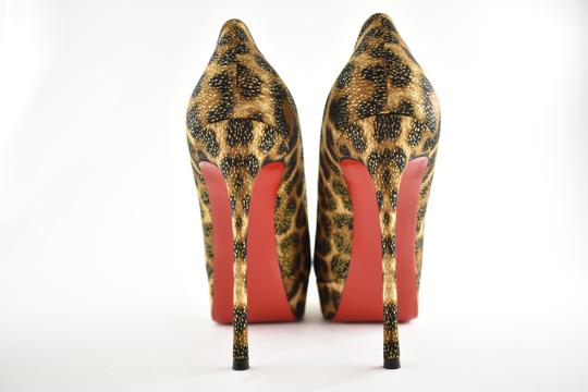 Christian Louboutin Pigalle Stiletto Classic Galeria Studded black Pumps Image 10