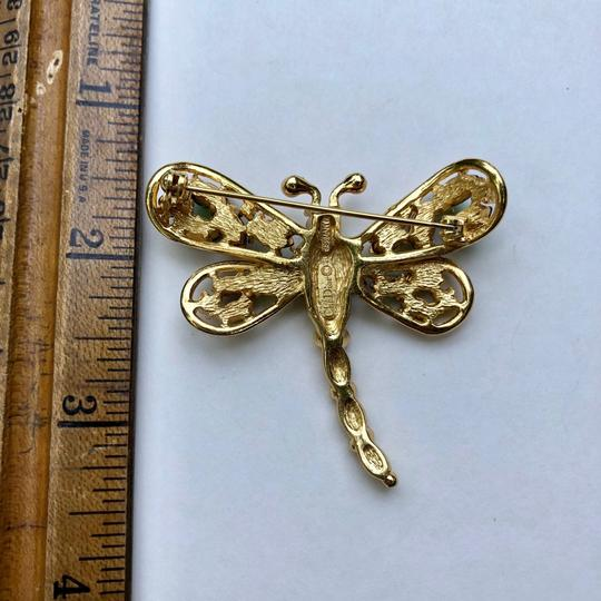 Dior Christian Dior butterfly vintage brooch pin Image 3
