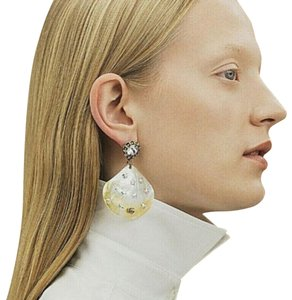 Gucci Gucci Mother Of Pearl Earrings