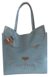 Ted Baker Tote in BLUE GOLD