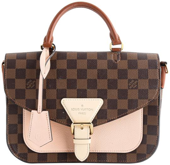 Preload https://img-static.tradesy.com/item/25925771/louis-vuitton-venus-beaumarchais-pink-damier-ebene-canvas-shoulder-bag-0-1-540-540.jpg