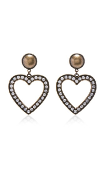 Preload https://img-static.tradesy.com/item/25926293/alessandra-rich-brass-with-crystal-heart-earrings-0-1-540-540.jpg